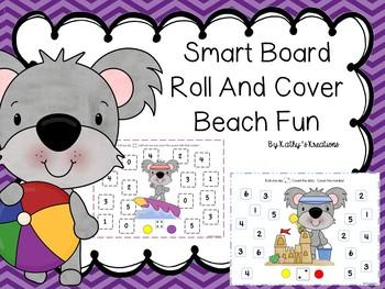 Smart Board Roll And Cover Beach Fun