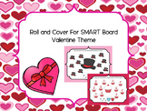 Smart Board Roll and Cover Valentine Theme
