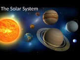 Smart Board Solar System Review Activity