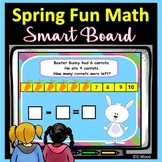 SMART Board Math Activities for Spring
