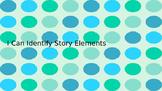 Smart Board Story Elements