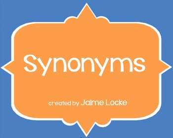 Smart Board Synonyms