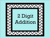 Smart Board: Two Digit Addition Draw to Solve