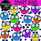 Smart Buds Clipart {Creative Clips Clipart}