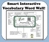 'Inside an Atom' Smart Cards: Interactive Vocabulary Word Wall