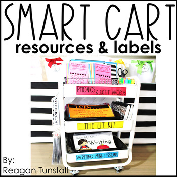 Smart Cart Guided Reading Resources and Labels