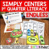 Smart Centers - First Quarter Literacy