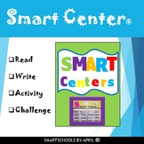 Smart Centers!  A Book filled with lots of Centers!