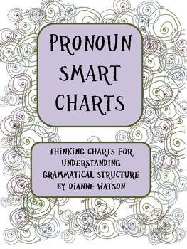 Pronoun Smart Charts by Dianne Watson