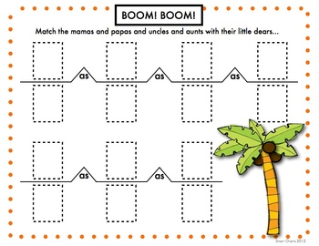 Smart Charts for Chicka Chicka Boom Boom
