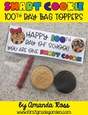Smart Cookie 100th Day Bag Toppers