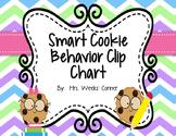 Smart Cookie Chevron Clip Chart (Behavior Chart)