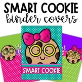 Smart Cookie Binder Covers