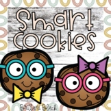Smart Cookie Bulletin Board Craft and Writing