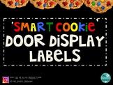 Smart Cookie Door Display