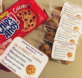 Test Day Treat / Gift Tag / Snack / Motivation / Test Prep
