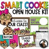 Smart Cookie Open House and Meet the Teacher Resource Bundle