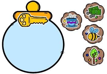 Smart Cookie Rhyming Game