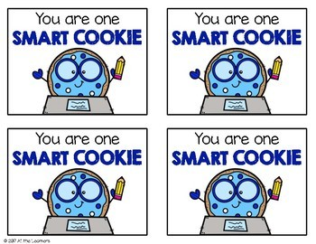 Smart Cookie Tags