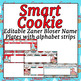 Smart Cookie Themed Bundle - 9 Products Zaner Bloser font