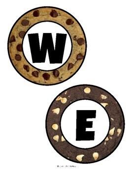 Smart Cookies Welcome Sign