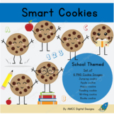 Smart Cookies Clipart