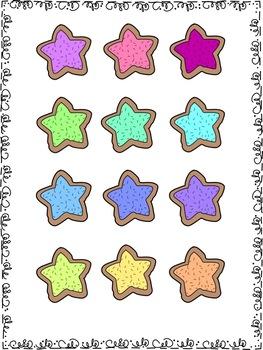Smart Cookies Math Fact Mastery Bulletin Board