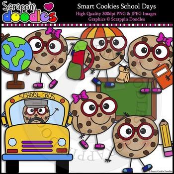 Smart Cookies School Days
