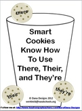 Smart Cookies - There, Their, They're