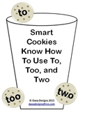 Smart Cookies - To, Two, Too