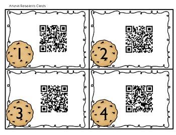 Smart Cookies (with QR Code activity)