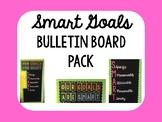 Smart Goal Bulletin Board Pack