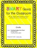 Smart Goal Setting Bulletin Board and Organizers