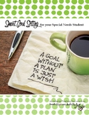 Smart Goal Setting for Special Needs Students