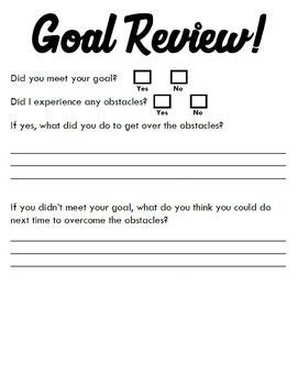 Smart Goals Worksheet! (Freebie)