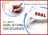 Smart Goals for Students full interactive Lesson