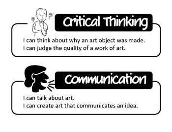 Smart Goals for Visual Art