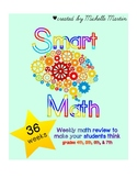 Smart Math Review: Weeks 1-4