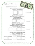 Smart Money Poem Activity