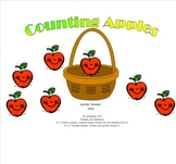 Smart Notebook Counting Apples
