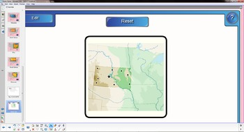 Smart Notebook: Midwest U.S. States Games