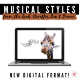 Smart Notebook Music Lesson - Giraffes Can't Dance