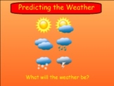Smart Notebook Predicting the Weather