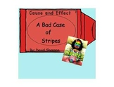 Smart Notebook for Cause and Effect using A Bad Case Of Stripes
