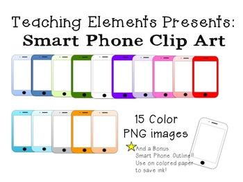 Smart Phone Clip Art
