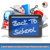Back to School: Smartphone and Social Media Themed Icebreakers