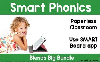 Smart Phonics Big Blends Bundle