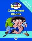 Smart Phonics Consonant Blends Manual
