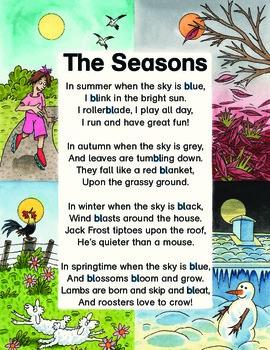 Smart Phonics Consonant Blends Poems