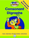Smart Phonics Consonant Digraphs Manual
